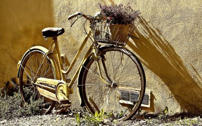 The Woman and the new Bicycle (A Parable)