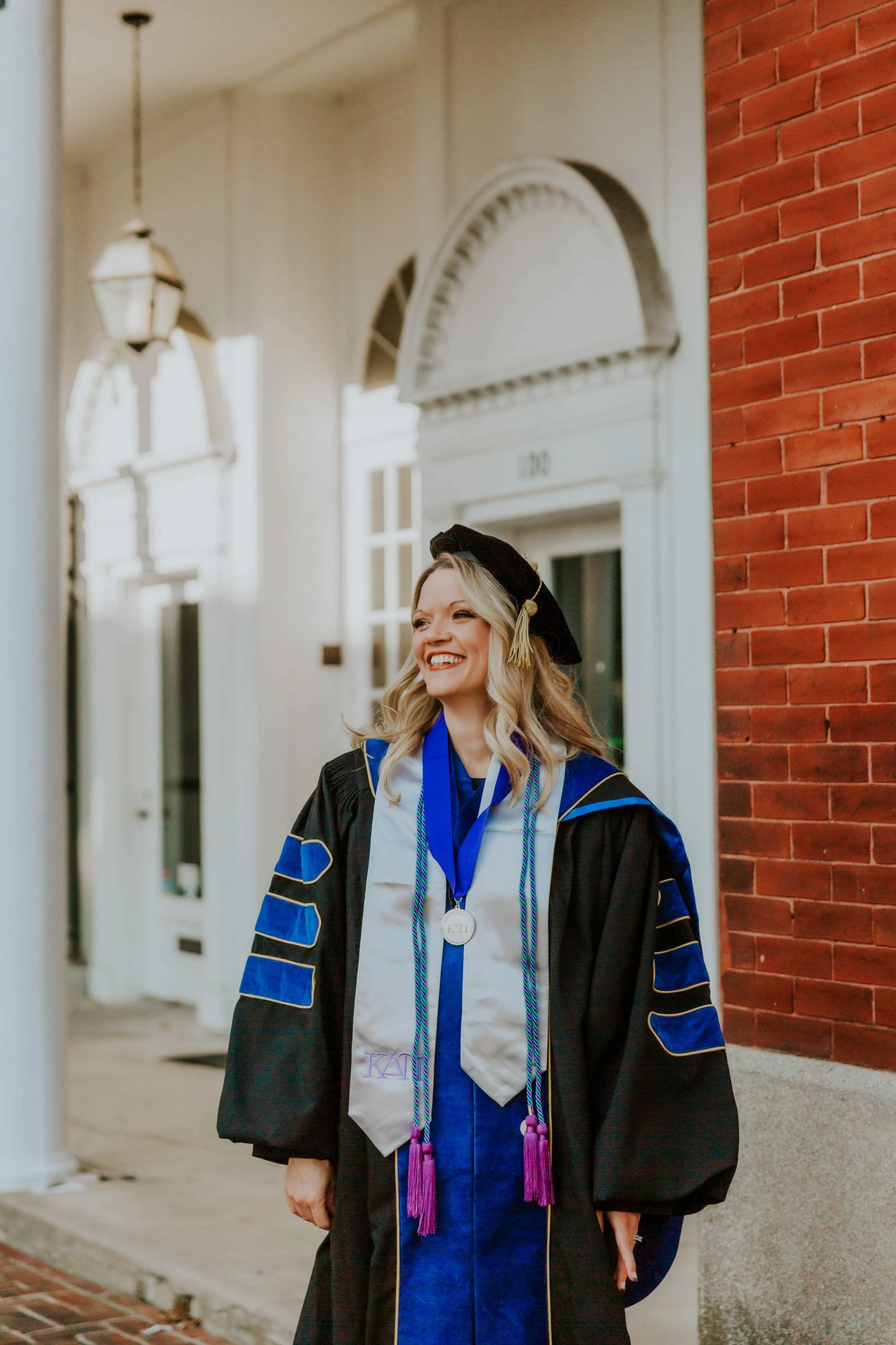 Congratulations to Our Instructor, Dr. Alicia Belcher!